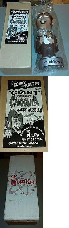 Frankenstein 19195: Giant 20 Funko Count Chocula Wacky Wobbler Bobble Head (New In Box) -> BUY IT NOW ONLY: $100 on eBay!