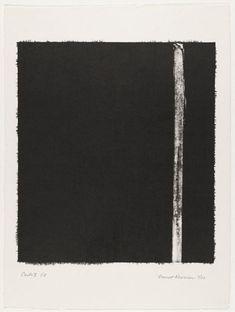 Canto V, Barnett Newman