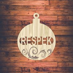 """Product laser cut word """"respek"""" templates, pattern, online design store free vector downloads everyday. @ shop-msl.com Online Templates, Templates Free, Vector Free Download, Free Downloads, Laser Cut Patterns, Afrikaans, Wooden Boxes, Laser Engraving, Laser Cutting"""