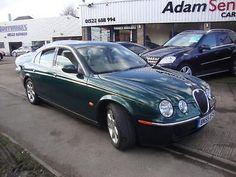 eBay: Jaguar S-TYPE 2.7D V6 auto SE History New Timing Belt only 88304 miles #classiccars #cars