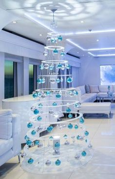 Make your holidays unforgettable with our classic, wall and small Christmas trees. Shop the best home décor trees at Modern Christmas Trees. Christmas Tree On Table, Hanging Christmas Tree, Unique Christmas Trees, Alternative Christmas Tree, Office Christmas, Modern Christmas, Simple Christmas, Christmas Tree Decorations, Xmas Tree