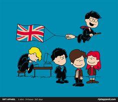 Brit Peanuts