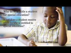 Special Education - Its All About Results