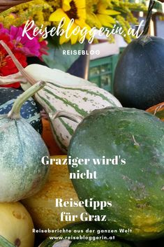 Innsbruck, Austria, Watermelon, Avocado, Fruit, Holidays, Graz, Travel Report, Travel Inspiration