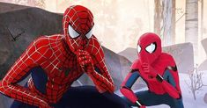""" It's ironic Jefferson is wishing for MCU Spider-Man to be more like Miles when it's already influenc. Cloudy with a Chance of Spider-Verse Marvel Fan, Marvel Heroes, Marvel Avengers, Marvel Comics, Spiderman Marvel, Captain Marvel, Spiderman 2002, Amazing Spiderman, Spectacular Spider Man"