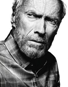 Clint Eastwood still handsome..