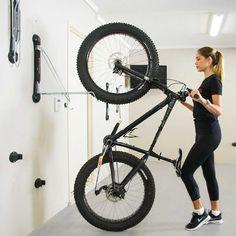 The Steadyrack Bike Parking Rack Is The Best Bike Storage