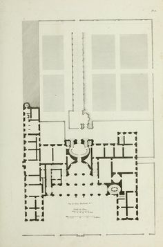 1000 images about carlo maderno on pinterest palazzo for Palazzo floor plan