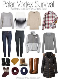 Travel style winter cold weather capsule wardrobe 31 ideas Source by weather outfits Winter Travel Outfit, Winter Packing, Casual Winter Outfits, Outfit Winter, Travel Outfits, Women's Casual, Capsule Wardrobe, Travel Wardrobe, Winter Wear