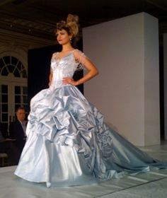 St Pucchi 9368 Wedding Ball Gown Colored | eBay