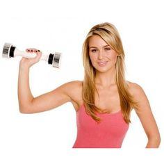 ¿Cansado de desear siempre tener un cuerpo 10 y no encontrar la fórmula? Le presentamos un sistema revolucionario, Pesas Rocking Weight | Teletienda TV para mujeres. Es un innovador aparato de...