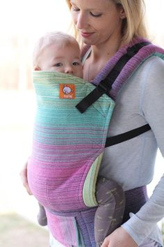 Meeyoo Udi Natural weft TULA BABY CARRIER