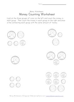 singapore math kindergarten worksheets counting money worksheets this group of money. Black Bedroom Furniture Sets. Home Design Ideas