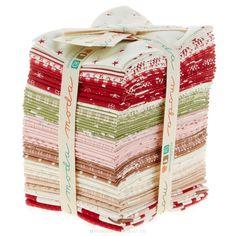 Mistletoe Lane Fat Quarter Bundle - Bunny Hill Designs - Moda Fabrics