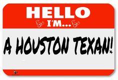 Texan Proud!