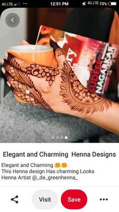Simple Mehndi Designs Fingers, Modern Henna Designs, Back Hand Mehndi Designs, Latest Bridal Mehndi Designs, Mehndi Designs 2018, Mehndi Designs For Girls, Mehndi Designs For Beginners, Mehndi Design Photos, Wedding Mehndi Designs