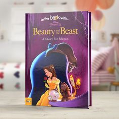 Personalised Disney Beauty & the Beast StoryBook - Beauty & the Beast - Hardback