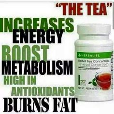 Get Energizer with Thermo Tea