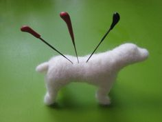 Really good site for needle felting tips!