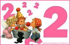 Buon Compleanno 2 Anni Cerca Con Google Bimbi Pinterest