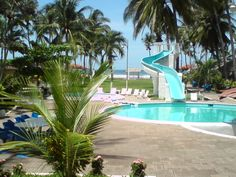 Tropiclub, Playa El Cuco.