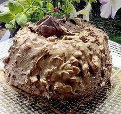 Cookbook Recipes, Cookie Recipes, Dessert Recipes, Dessert Ideas, Greek Desserts, Greek Recipes, Torte Cake, Food And Drink, Yummy Food