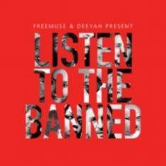 Listen to the Banned -albumin kansikuva