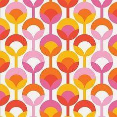 Retro - like this pattern