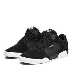 SUPRA ELLINGTON | BLACK / PURPLE - WHITE | Official SUPRA Footwear Site