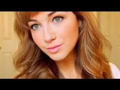 @bareMinerals Every Day Makeup Tutorial | Really long video but I like her concept on eyes. Plus she looks gorgeous!!
