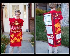 Bag of Doritos Costume | Costume Pop