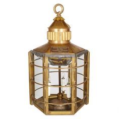 1869 Clipper Ship Lantern