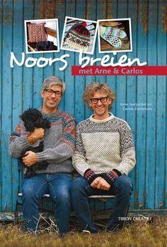 Noors breien #Arne&Carlos