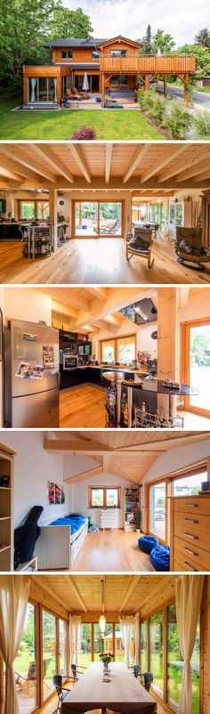 A German family cabin