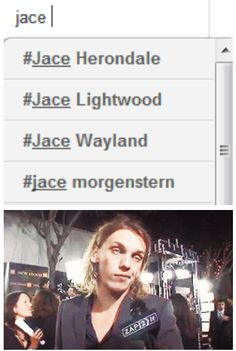 Jace...eh, they all work