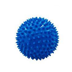 Bola Cravo Para Massagem - 10Cm - Azul