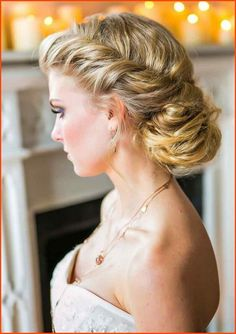 Bridal Hairstyles For Round Chubby Faces