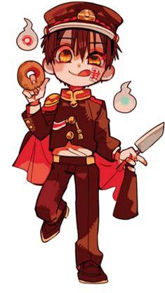 Hanako-kun of. Easy to see! Easy to find! Chibi Anime, Manga Anime, Anime Art, Ghost Boy, Cute Ghost, Character Art, Character Design, Sailor Mars, Sailor Venus