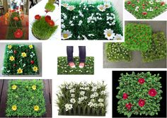 Beautiful artificial flower mat,plant grass,flower grass mat  Specifications 1.Used for indoor or outdoor decoration .  2. High quality,long keeping.  3. Manufacture,good price.