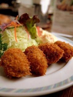 有楽町 カキフライにグラタン!牡蠣料理は15種類もある老舗レストラン『レバンテ』