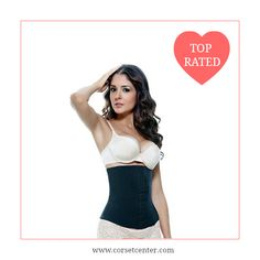 5e7caec0ff Vedette Valerie Latex Waist Cincher Girdle Colors  Black or Nude Style No. 103  Vedette Valerie firm compression body shaper that helps to slim your waist  ...