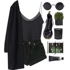 """its too late to start over"" by bambikisses on Polyvore"