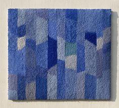 Lapislazuli Azurit ist ein Werk von Helmut Dirnaichner aus dem Jahr 2006 präsentiert auf der Kunstmesse Art Karlsruhe 2015 von der Galerie Horst Dietrich Berlin