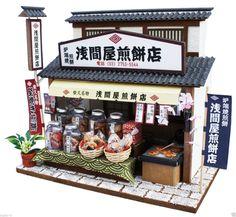Senbei Shop Billy Japan |