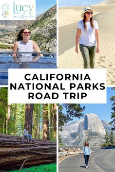 2-week California National Parks Road Trip: visit Yosemite, Death Valley, Sequoia and Kings Canyon, The Redwoods, and more! #travel #travelblog #blog #blogger #travelblogger #destination #trip #roadtrip #california #nationalparks #yosemite #deathvalley #sequoia #kingscanyon #lassenvolcanic #redwoods