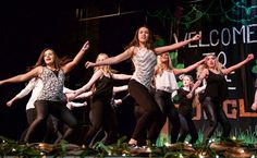 Great Pretenders welcomed students to the jungle on Tuesday with performances that left the audience on the edge of their seat.
