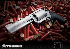 28 Gauge Revolver on the Taurus Catalog Cover