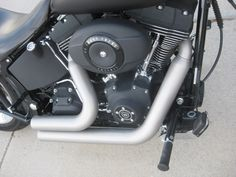 Rukse Bright Silver ceramic coating is available as an alternative to our Rukse Polished finish and is applied in our state of the art facility in Utah. Rukse Bright Silver IS NOT reflective like our polished finish, but if you want a bright silver finish on your exhaust without maintenance then this is the coating for you.