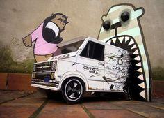#Graffiti by Carhartt. #ecko