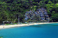 view of The Shore at Katathani, Kata Noi Beach, Phuket